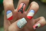 paris nail art design