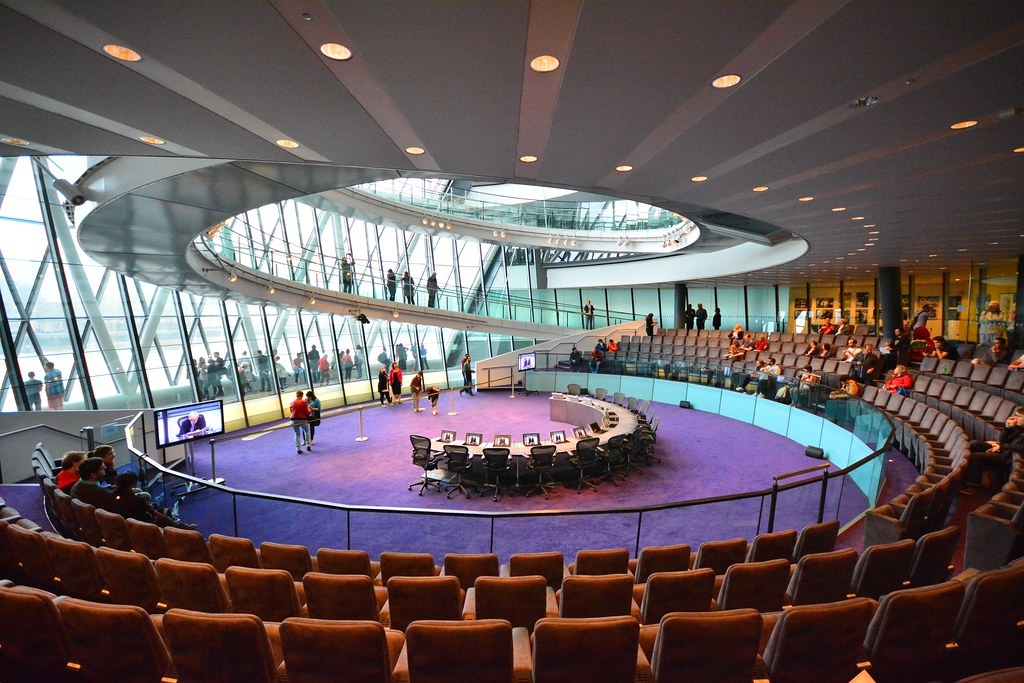 Open House London City Hall Conference Room  London Open   Flickr