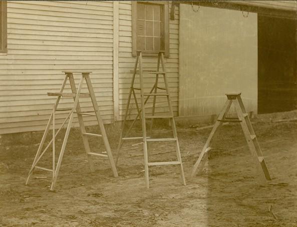 Ladders Citation John F Funk Photograph Collection