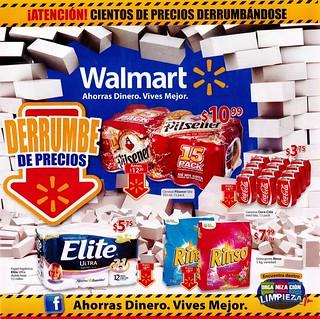 Todos los meses DERRUMBE de PRECIO walmart ofertas - feb2015