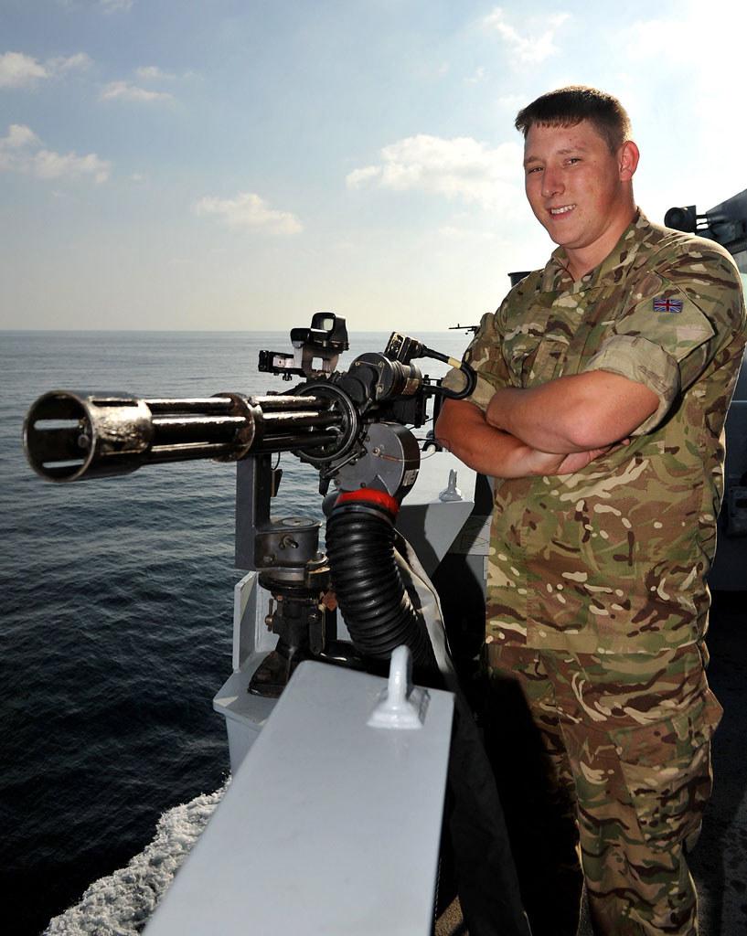 Able Seaman Warfare Specialist Daniel Nolan  Able Seaman   Flickr