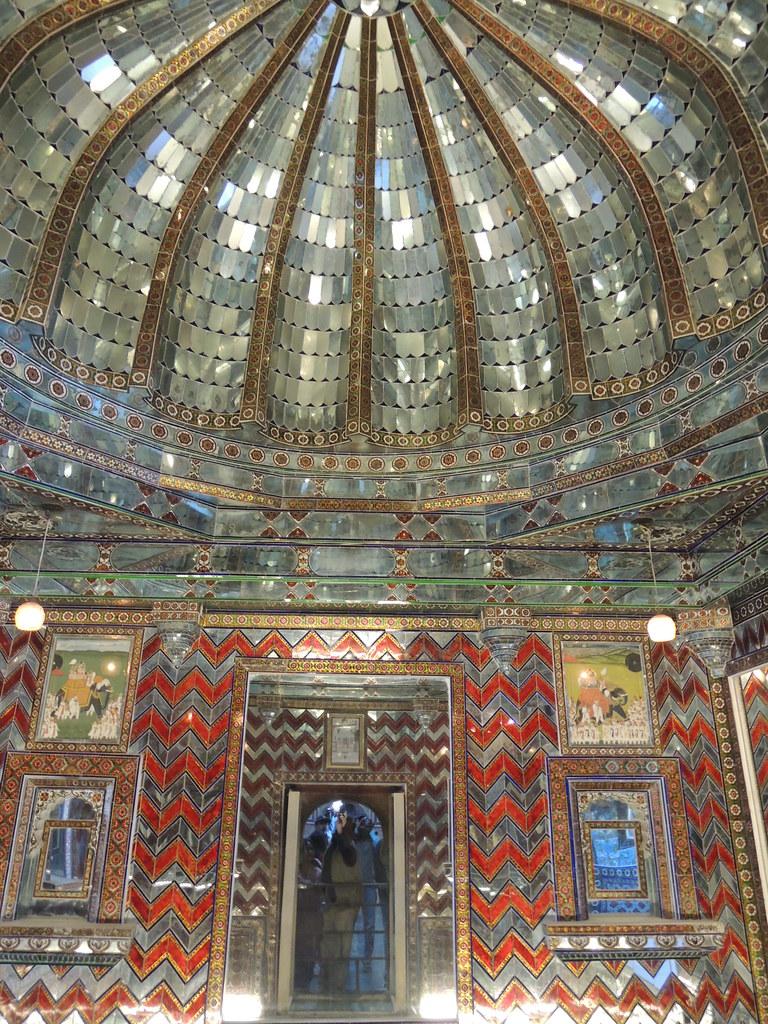 Sheesh Mahal Udaipur  Sheess Mahal or Palace of Mirrors