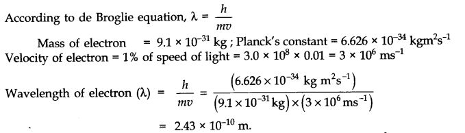 NCERT Solutions for Class 11 Chemistry Chapter 2 Structure of Atom -7