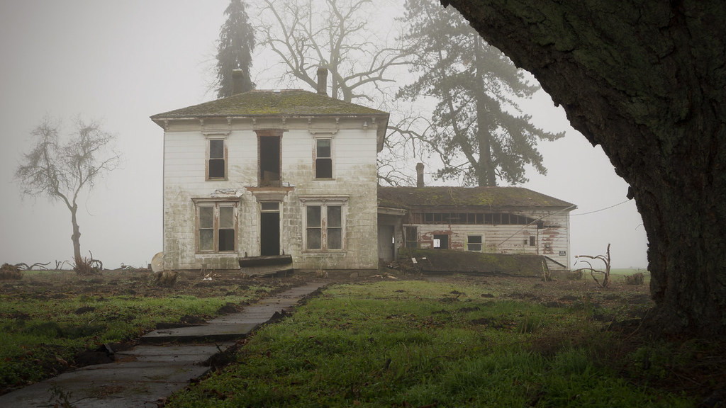 Abandoned House Oregon  Thomas Shahan  Flickr