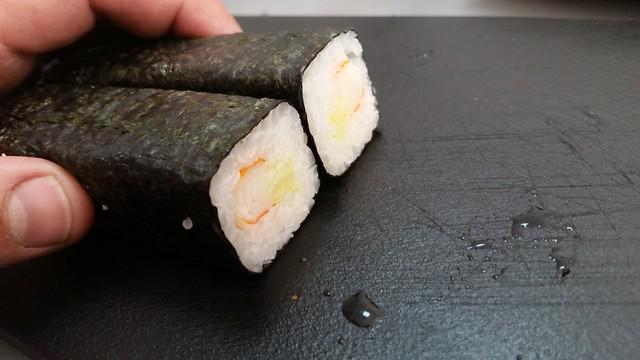 makizushi o sushi maki. Koketo