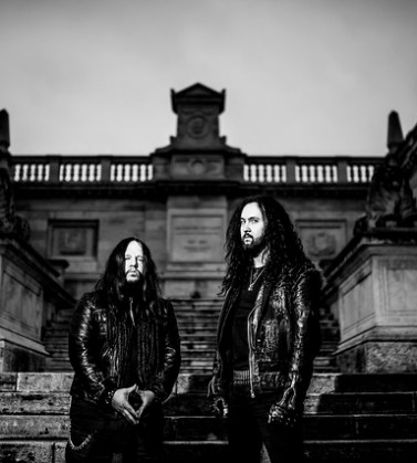 Joey Jordison & Dragonforce's Fred Leclercq reveal new supergroup