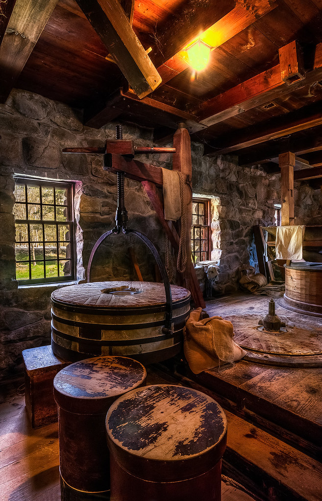 The Milling Room  fineartamericacomfeaturedthemilling