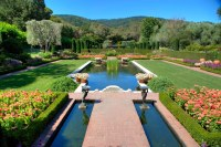 Formal Gardens at Filoli | This part of the gardens at ...