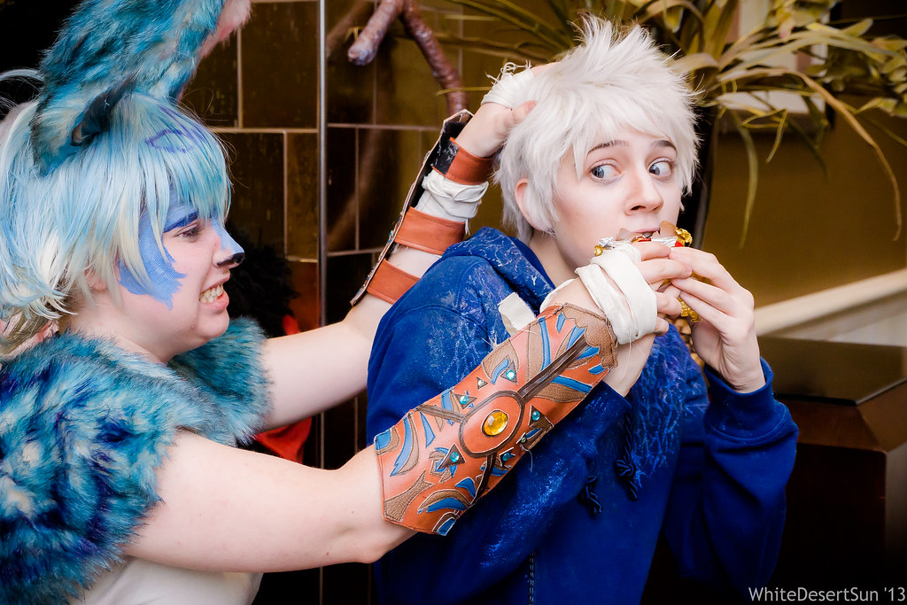 Rise of the Guardians ACen 2013 RotG Group Jack Frost Pitc  Flickr