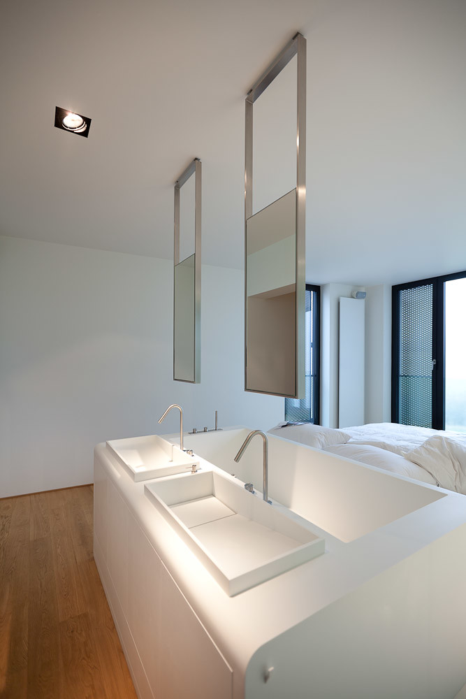 Bathroom Mirrors  Ceiling Mounted Design  Hanging  Flickr