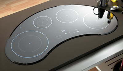 Electrical AppliancesTeka Curve Induction Cooktop Hob