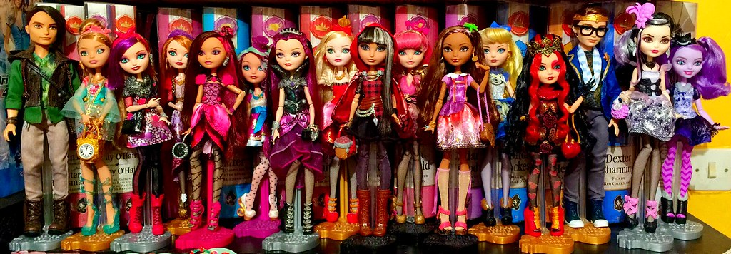 My Ever After High Basic Collection FrenchDisney