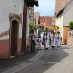 Fête Dieu à Ettendorf