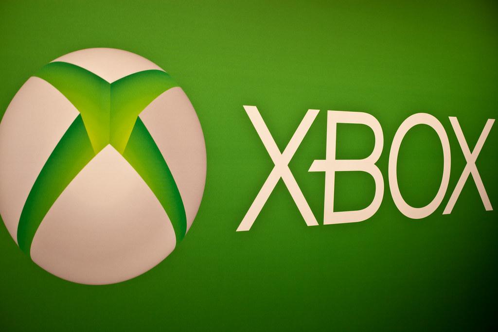 Xbox Logo The Xbox Logo At PAX 2013 Camknows Flickr