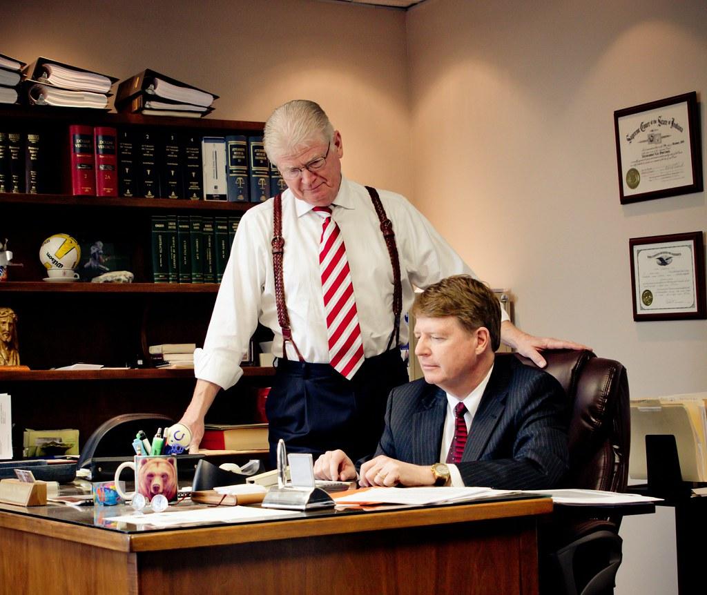 Garrison Law Firm Litigator Greg Garrison Radio Talk Show Flick