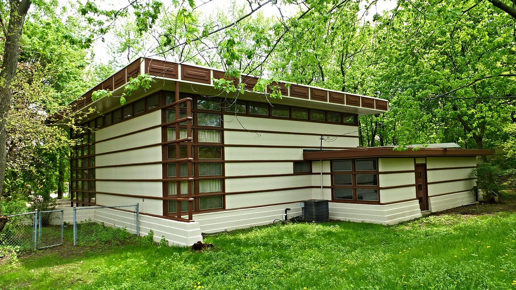 Rudin House Madison Wisconsin  Walter Rudin House From