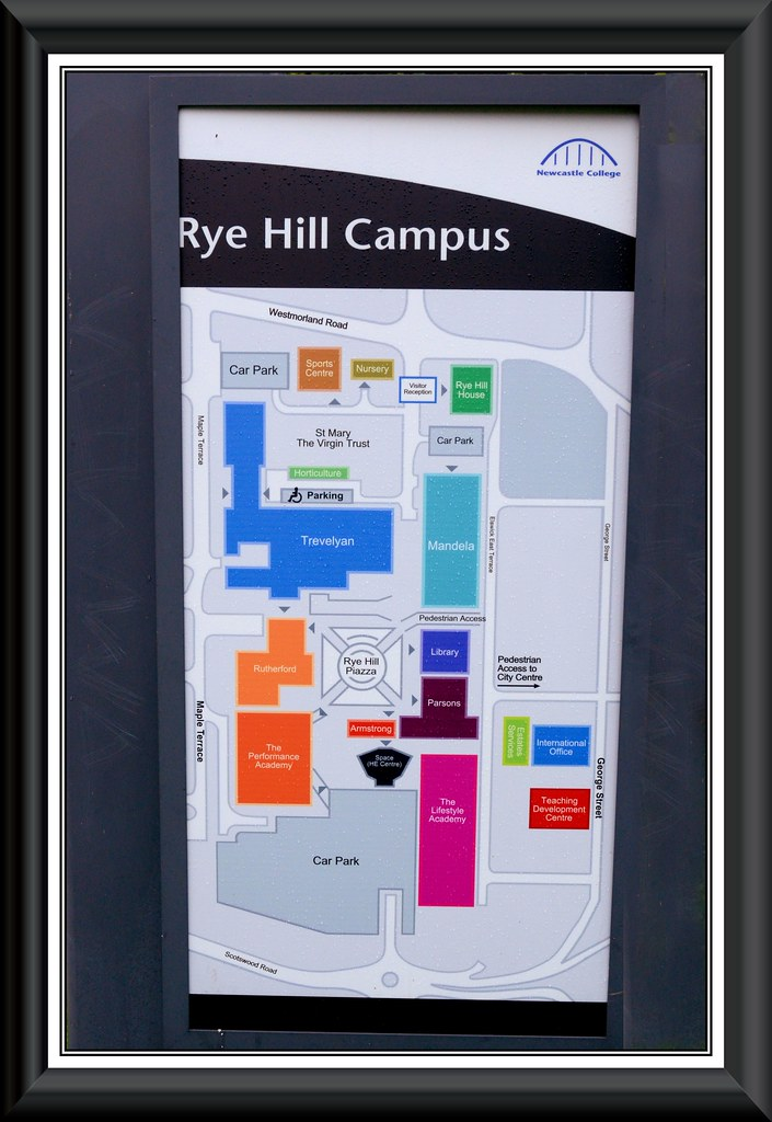 Campus Map - Resume Examples | Resume Template