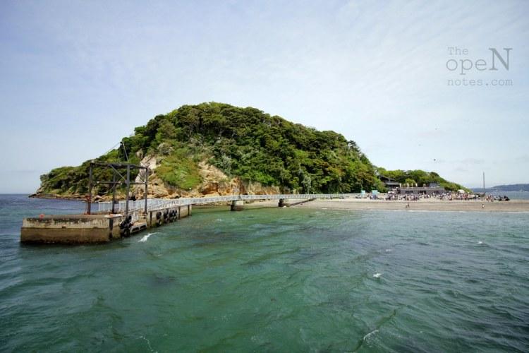 Sarushima : The Monkey Island, Yokosuka, Japan - The opeN Notes