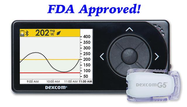 Dexcom 5G