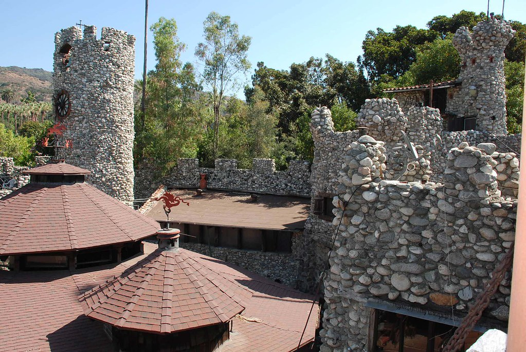 Rubel Castle Historic District Glendora California