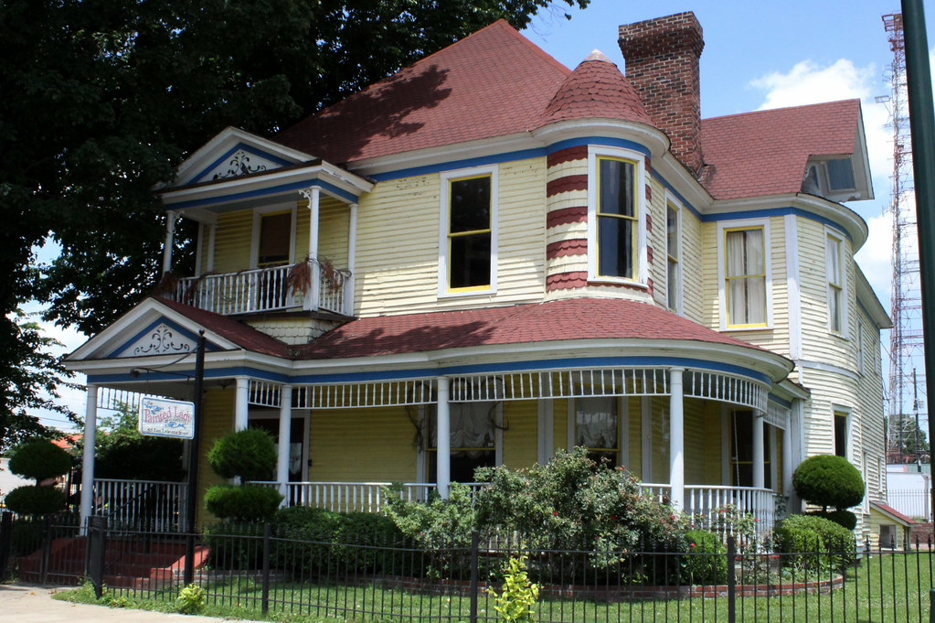 The Painted Lady  Jackson TN  This elegant old