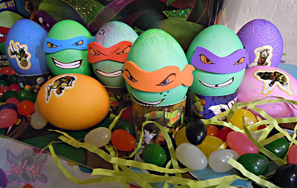 Dudleys Easter  Nickelodeon TEENAGE MUTANT NINJA TURTL