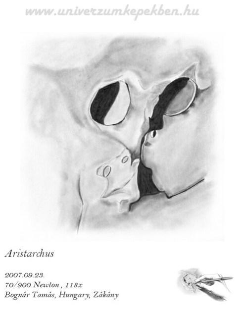 Aristarchus crater - 2007.09.23. - Tamás Bognár