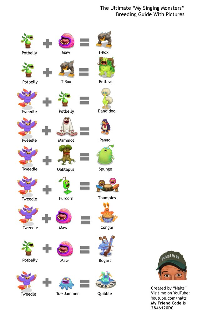guide my singing monsters