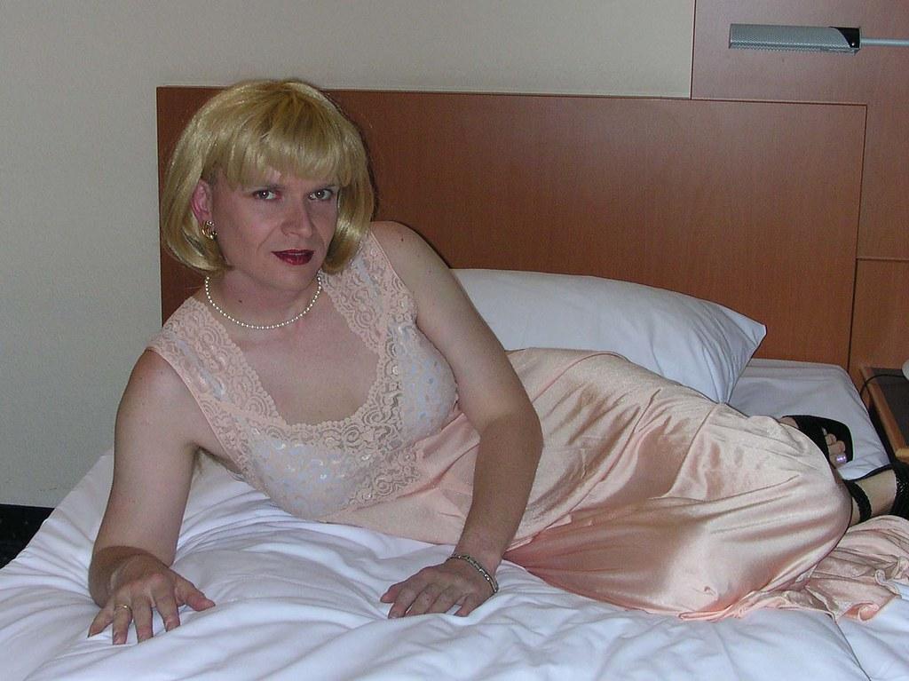 Hotel nights  Me in Dresden back in 2003  Marie