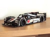 [PORSCHE] Porsche 919 Hybrid - LEGO Technic and Model Team ...