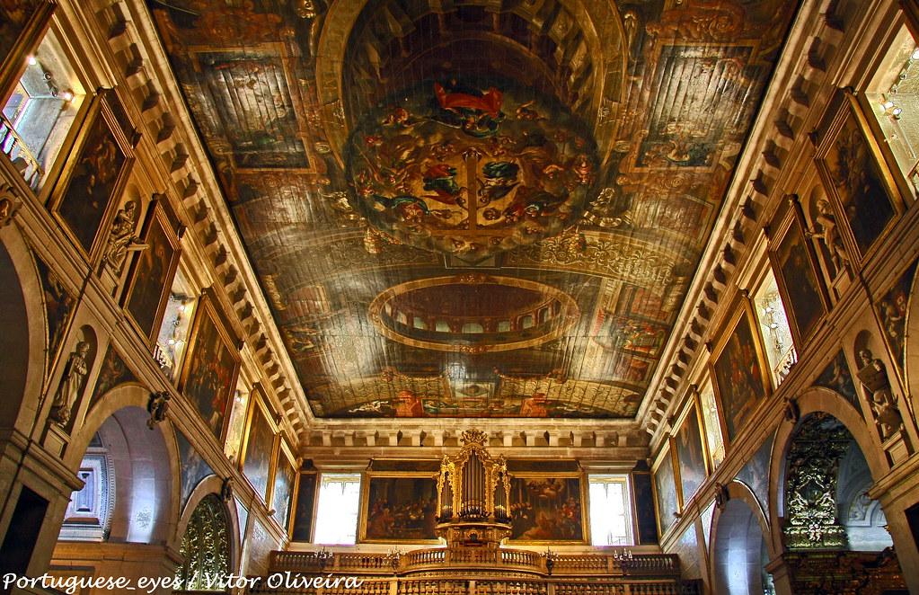 Igreja de So Roque  Lisboa  Portugal  A Igreja de So