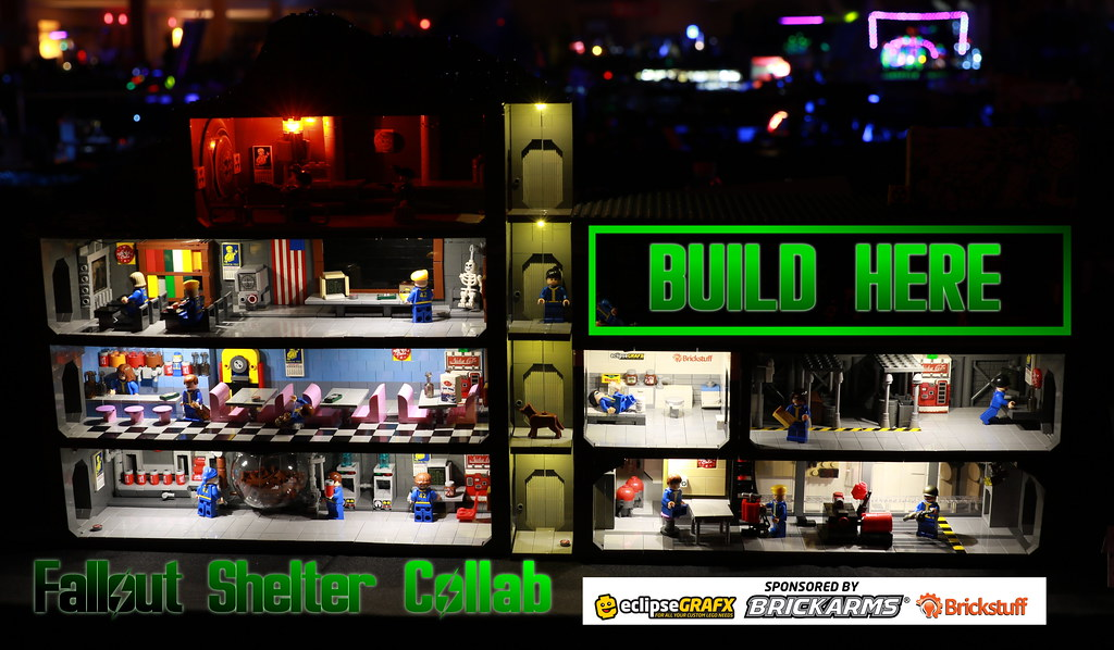 Fallout Shelter Collab We Need Your Help To Build Out