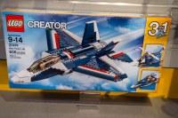 31039 Blue Power Jet   Vyn Raskopf   Flickr