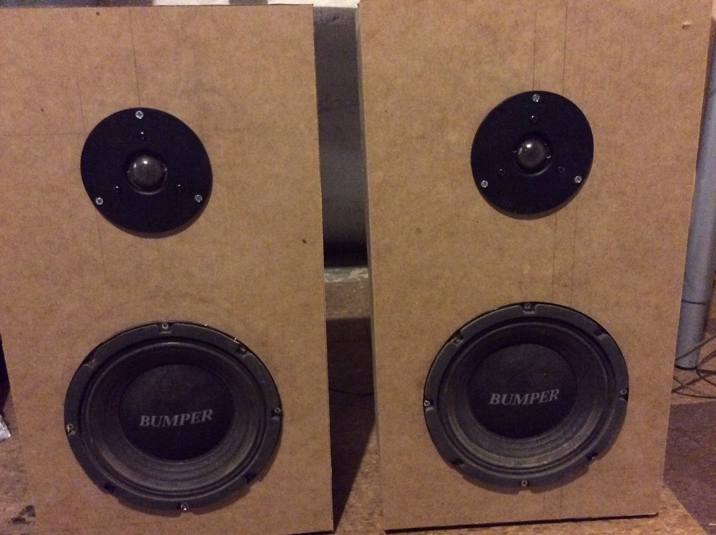 Speakers finished