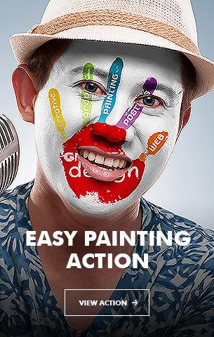 Ink Spray Photoshop Action V.1 - 81