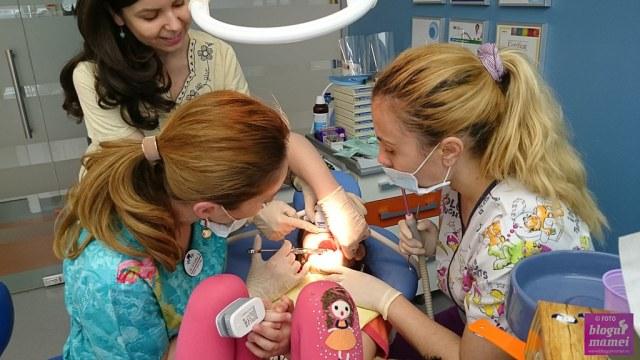 anestezie la dentist la copil inhalosedat