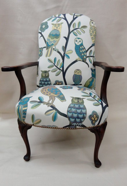 Owl Chair  Flickr  Photo Sharing