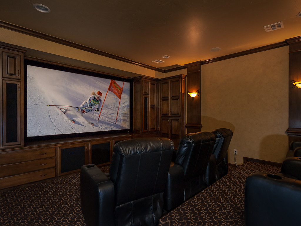 110 Bramble Bush  Cimmaron City  Home theater  Bill