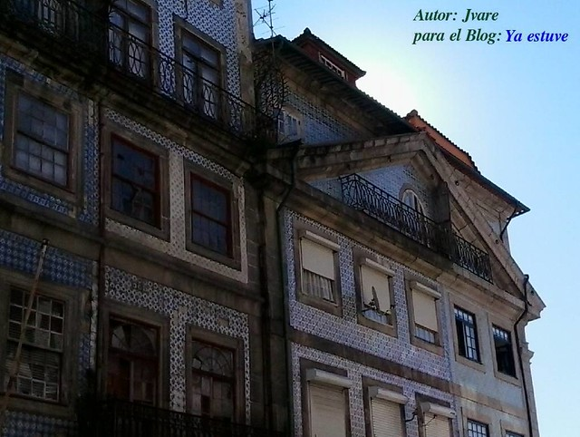 Casa en a Baixa, Oporto