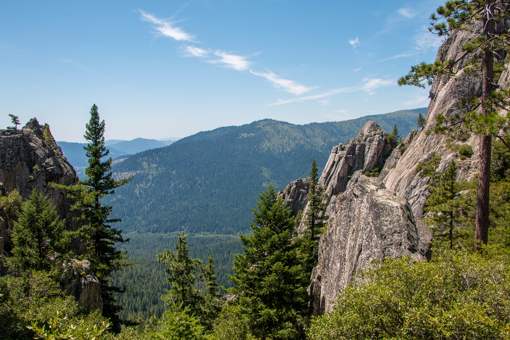 07.02. Castle Crags State Park