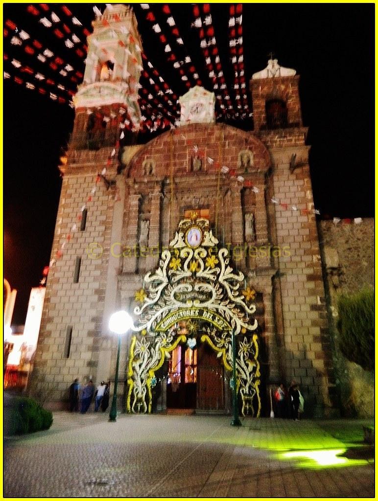 Parroquia Santa InsZacatelcoEstado de TlaxcalaMxico  Flickr