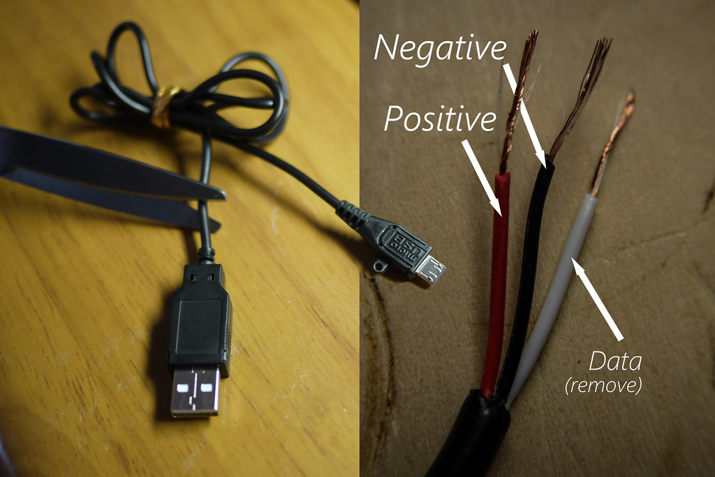 dell laptop charger wiring diagram create class from java code micro usb inner wire colors (positive, negative, data) | flickr