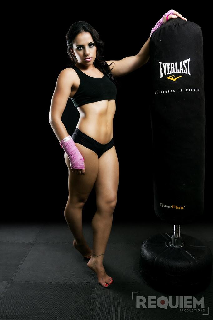 Camera With Girl Wallpaper Hd Kick Boxing Girl 0002 Fitness Girl Requiem Flickr