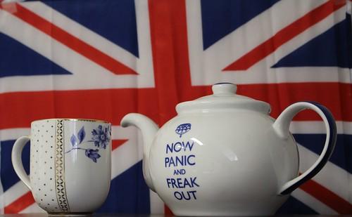 Brexit tea