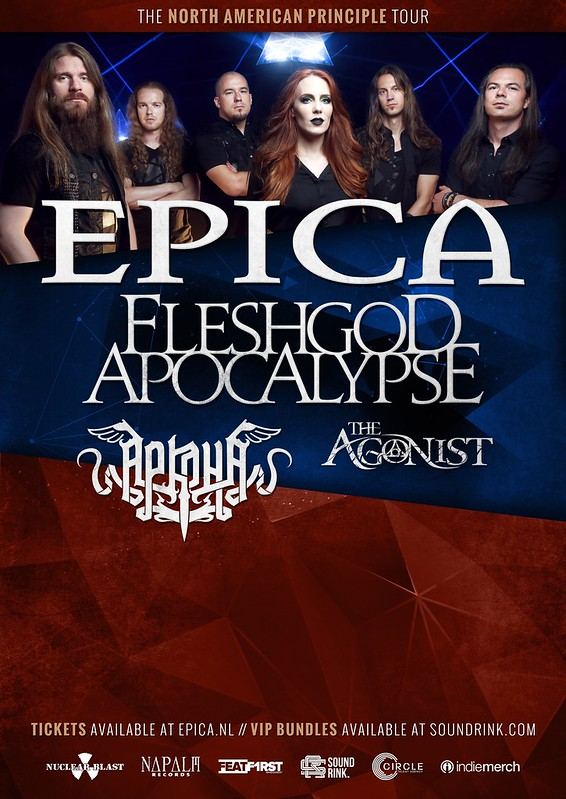 Epica at Baltimore Soundstage