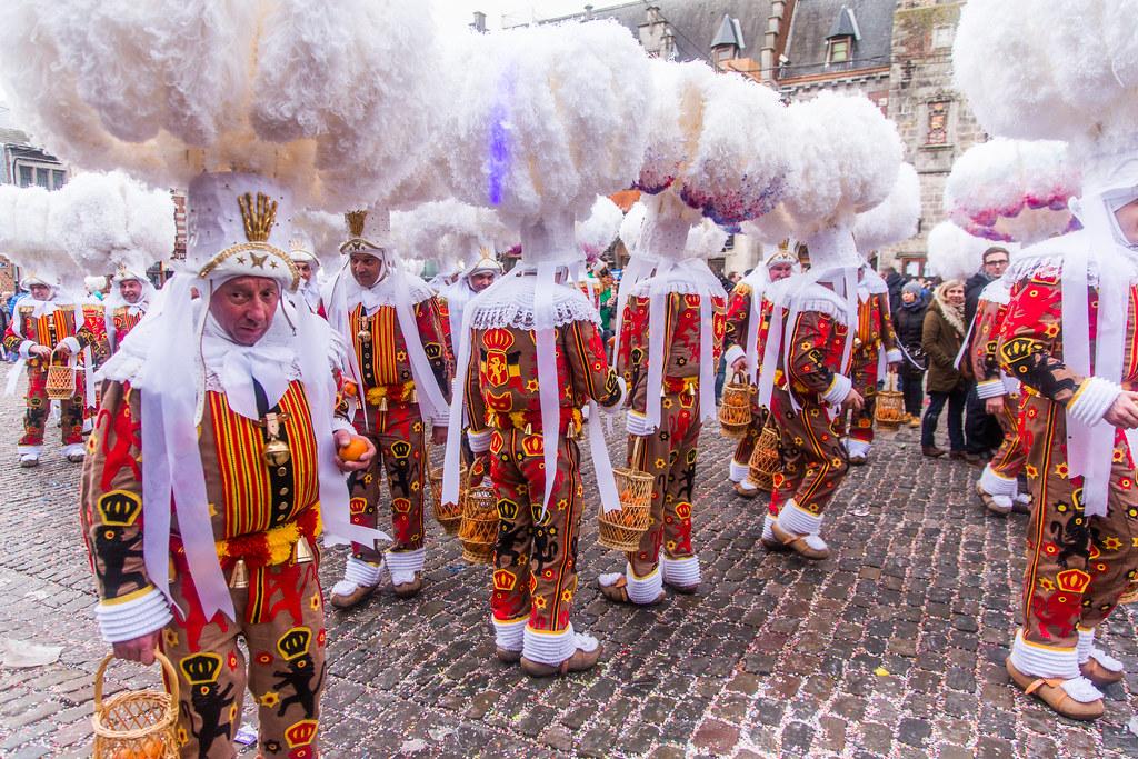 Belgique  Carnaval de Binche 2015 Vol 1  Europe Europa B  Flickr