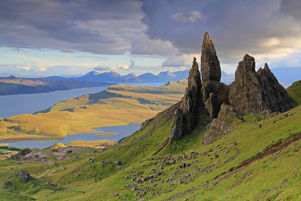 Bodach an Stoir Trotternish Isle of Skye  Finally