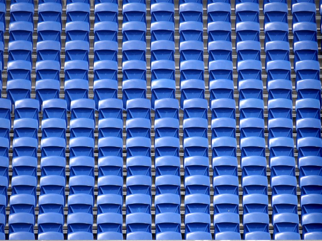 Empty Seats  110513 Cardiff City DVP v Charlton U21