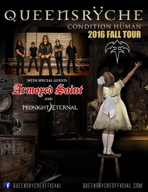 Queensrÿche at Baltimore Soundstage