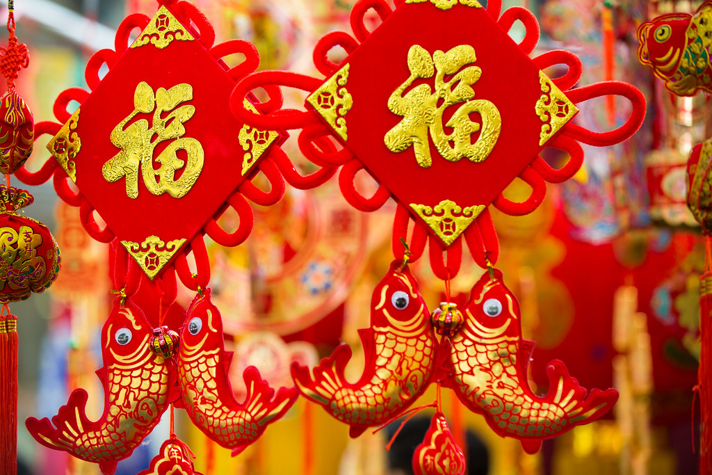Lunar New Year Delights | Programming Librarian